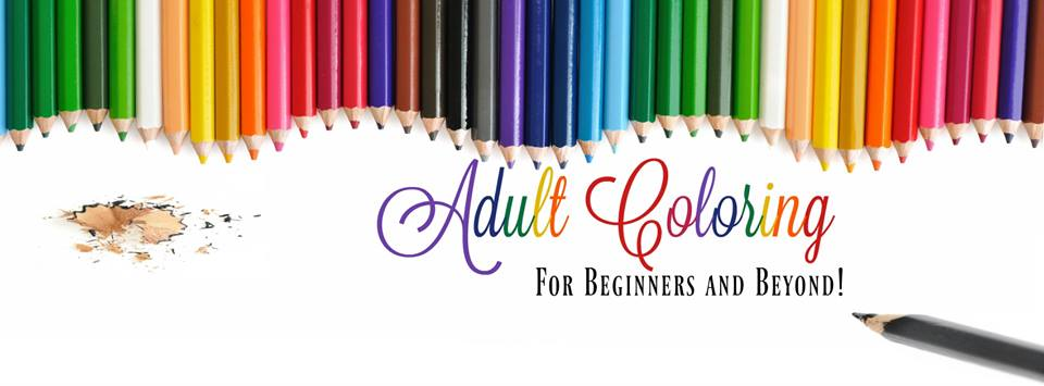 Adult Coloring for Beginners